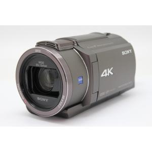 【中古】 【美品】 ソニー デジタル4Kビデオカメラレコーダー FDR-AX45 TI ブロンズブラ...