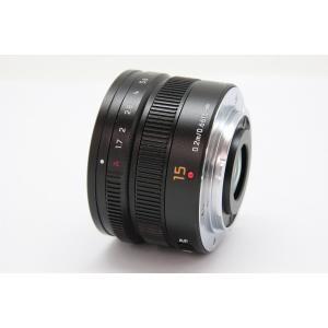 【中古】 【並品】 パナソニック LEICA DG SUMMILUX 15mm/F1.7 ASPH....