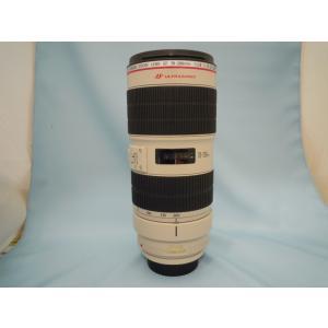 【中古】 【並品】 キヤノン EF70-200mm F2.8L IS II USM