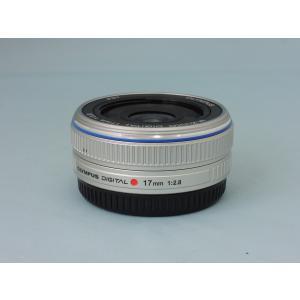 【中古】 【並品】 オリンパス M.ZUIKO DIGITAL 17mm F2.8 シルバー
