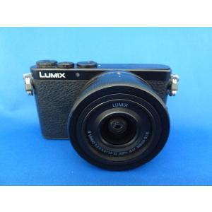 【中古】 【良品】 パナソニック LUMIX DMC-GM1K-K レンズキット ブラック