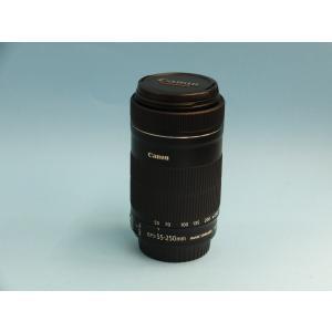 【中古】 【良品】 キヤノン EF-S55-250mm F4-5.6 IS STM