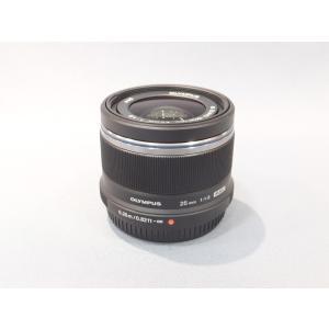【中古】 【美品】 オリンパス M.ZUIKO DIGITAL 25mm F1.8 ブラック
