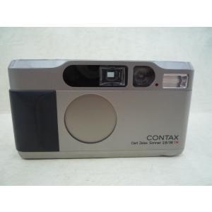 【中古】 【良品】 コンタックス(CONTAX) コンタックス T2 チタンクローム