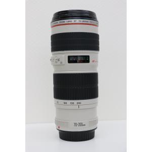 【中古】 【良品】 キヤノン EF70-200mm F4L USM|emedama