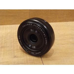 【中古】 【良品】 フジフイルム XF27mm F2.8