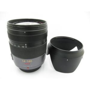 【中古】 【良品】 パナソニック LUMIX G VARIO HD 14-140mm/F4.0-5....