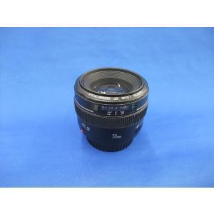 [送料無料][当社中古カメラ6ヶ月保証付き][交換レンズ][キヤノン`キャノン`canon`EF50...