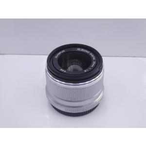 【中古】 【並品】 オリンパス M.ZUIKO DIGITAL 25mm F1.8 シルバー