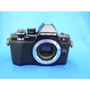 【中古】 【並品】 オリンパス OM-D E-M10 MarkII ボディ ブラック