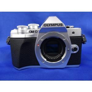 【中古】 【良品】 オリンパス OM-D E-M10 MarkIII ボディ シルバー