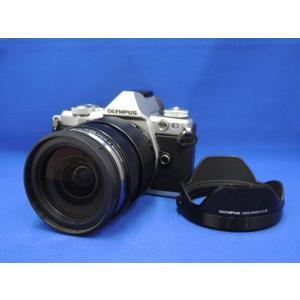 【中古】 【良品】 オリンパス OM-D E-M5 Mark II 12-40mm F2.8 レンズ...