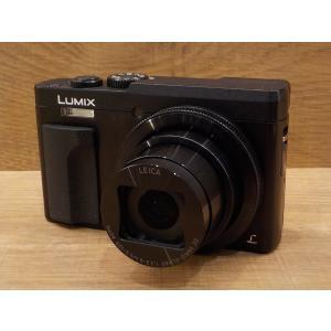 【中古】 【並品】 パナソニック LUMIX DC-TZ90-K ブラック