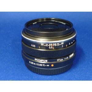 【中古】 【並品】 オリンパス M.ZUIKO DIGITAL 17mm F1.8 ブラック