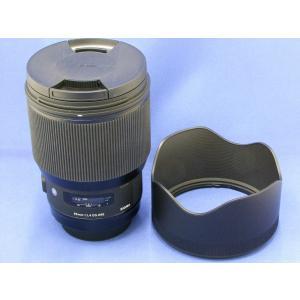 [送料無料][当社中古カメラ6ヶ月保証付き][交換レンズ][`sigma`シグマ85mmF1.4DG...