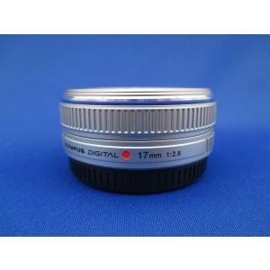 【中古】 【良品】 オリンパス M.ZUIKO DIGITAL 17mm F2.8 シルバー
