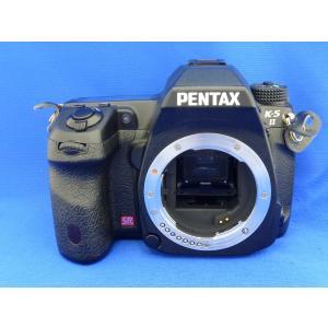 【中古】 【並品】 ペンタックス K-5 II ボディ