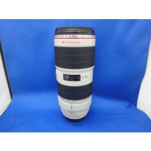【中古】 【良品】 キヤノン EF70-200mm F2.8L IS II USM