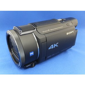 【中古】 【美品】 ソニー デジタル4Kビデオカメラレコーダー FDR-AX60 B ブラック emedama