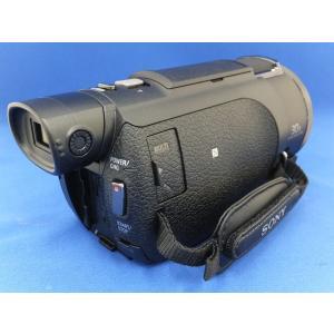 【中古】 【美品】 ソニー デジタル4Kビデオカメラレコーダー FDR-AX60 B ブラック emedama 02