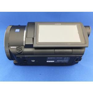 【中古】 【美品】 ソニー デジタル4Kビデオカメラレコーダー FDR-AX60 B ブラック emedama 03