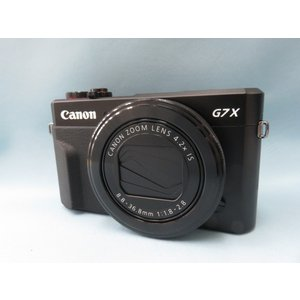 【中古】 【良品】 キヤノン PowerShot G7 X MarkII