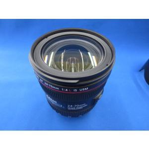 【中古】 【良品】 キヤノン EF24-70mm F4L IS USM