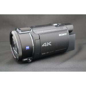【中古】 【良品】 ソニー デジタル4Kビデオカメラレコーダー FDR-AX60 B ブラック|emedama
