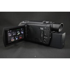 【中古】 【良品】 ソニー デジタル4Kビデオカメラレコーダー FDR-AX60 B ブラック|emedama|02