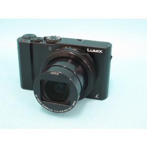 【中古】 【良品】 パナソニック LUMIX DMC-LX9-K ブラック