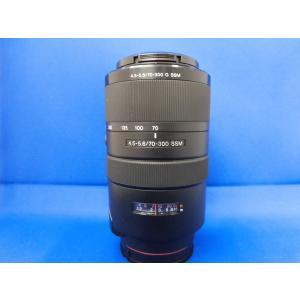 【中古】 【並品】 ソニー 70-300mm F4.5-5.6 G SSM [SAL70300G]