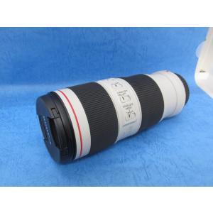 [送料無料][当社中古カメラ6ヶ月保証付き][交換レンズ][`canon`キャノン`キヤノンEF70...