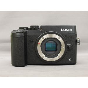 【中古】 【良品】 パナソニック LUMIX DMC-GX8-K ボディ ブラック