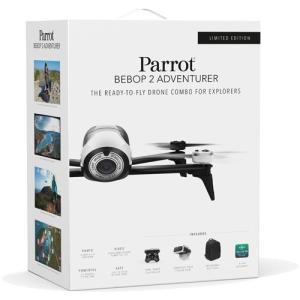 【あすつく】 パロット(Parrot) Bebop 2 アドベンチャーパック PF726274|emedama|02