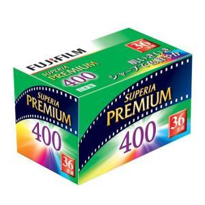 フジフイルム フジカラー SUPERIA PREMIUM 400 36枚撮り 単品