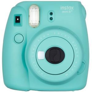 フジフイルム インスタントカメラ instax mini 8+ 「チェキ」 ミント|emedama