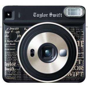 フジフイルム インスタントカメラ instax SQUARE SQ 6 「チェキ」Taylor Swift 《納期約3−4週間》 emedama