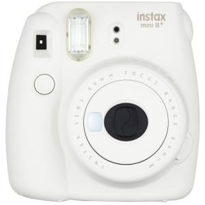 フジフイルム インスタントカメラ instax mini 8+ 「チェキ」バニラ emedama