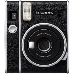 フジフイルム インスタントカメラ instax mini 40 「チェキ」