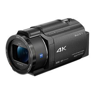 ソニー デジタル4Kビデオカメラレコーダー FDR-AX40...
