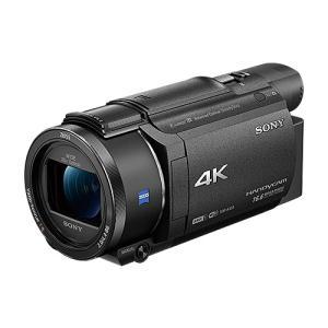 ソニー デジタル4Kビデオカメラレコーダー FDR-AX55 BC ブラック|emedama