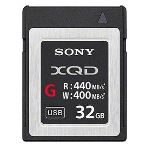 ソニー QD-G32E XQDメモリーカード 32GB 《納期未定》|emedama