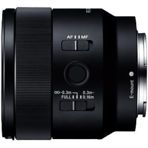 [送料無料][SONY`eマウント`短焦点レンズ`レンズ`マクロレンズ`ソニーFE50mmF2.8M...