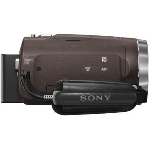 ソニー デジタルHDビデオカメラレコーダー HDR-CX680 TI ブロンズブラウン|emedama|04