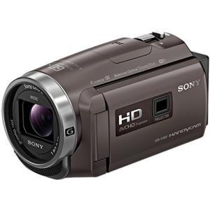 ソニー デジタルHDビデオカメラレコーダー HDR-PJ680 TI ブロンズブラウン|emedama