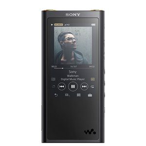 ソニー ウォークマン NW-ZX300 BM ブラック [64GB] 《2017年10月7日発売》 emedama