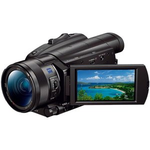 ソニー デジタル4Kビデオカメラレコーダー FDR-AX700 《納期未定》|emedama