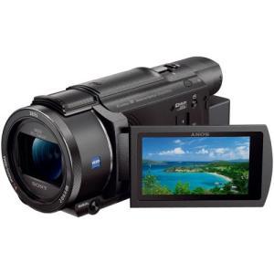 ソニー デジタル4Kビデオカメラレコーダー FDR-AX60...