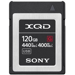 ソニー QD-G120F XQDカード 120GB|emedama