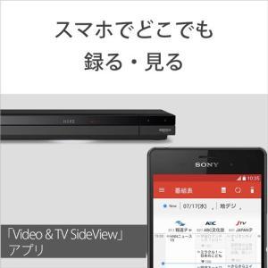 ソニー ブルーレイディスクレコーダー BDZ-ZW1700 [1TB/2チューナー搭載] 《納期約1週間》|emedama|03